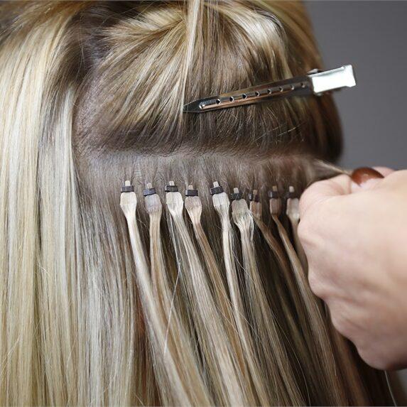 extensiones de cabello natural